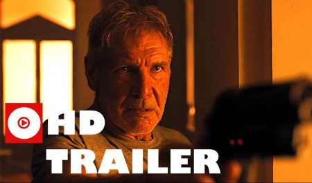 Blade Runner 2049 Official Trailer – Teaser (2017) – Harrison Ford Movie