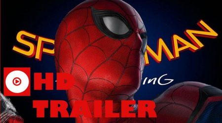 Spider-Man: Homecoming Trailer #1
